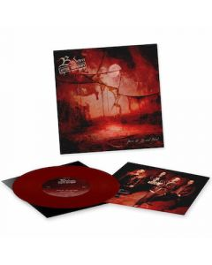 BODOM AFTER MIDNIGHT - Paint The Sky With Blood / OXBLOOD 10 INCH EP