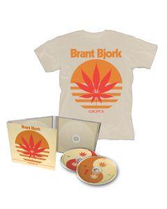 BRANT BJORK-Europe ´16/Limited Edition Digipack 2CD + T-Shirt Bundle