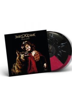 BE'LAKOR - Of Breath And Bone / Limited Edition RED + BLACK Split 2LP