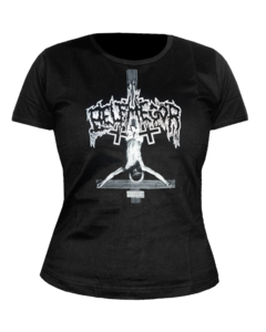 BELPHEGOR-Shred For Sathan/Girlie Shirt (Size S)