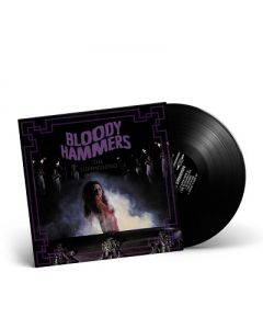 BLOODY HAMMERS-The Summoning/Limited Edition BLACK Vinyl LP