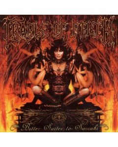 CRADLE OF FILTH - Bitter Suites To Succubi / CD