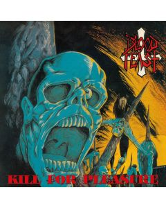 BLOOD FEAST - Kill for Pleasure / IMPORT Clear LP