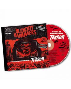 BLOODY HAMMERS - Songs Of Unspeakable Terror / CD