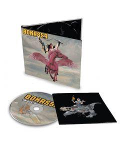 BOKASSA - Molotov Rocktail / Digipak CD PRE-ORDER RELEASE DATE 9/3/21