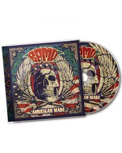 BPMD - American Made / CD + T-Shirt Bundle