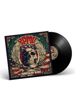 BPMD - American Made / BLACK Gatefold LP