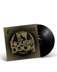 CANDLEMASS-House Of Doom/Limited Edition BLACK Vinyl Gatefold LP EP