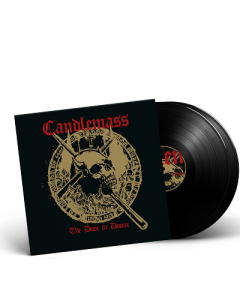 CANDLEMASS-The Door To Doom/Limited Edition BLACK Vinyl Gatefold 2LP