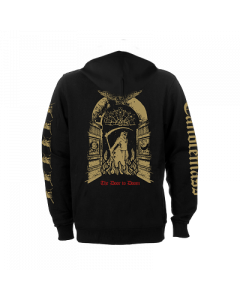 CANDLEMASS-The Door To Doom/Zip Hoodie