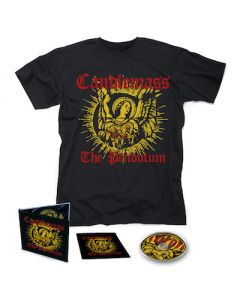 CANDLEMASS - The Pendulum / Digipak CD EP + T-Shirt Bundle