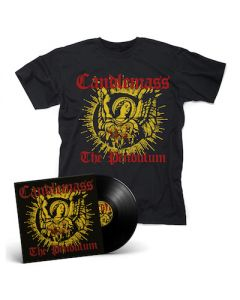 CANDLEMASS - The Pendulum / BLACK 12 INCH EP + T-Shirt Bundle