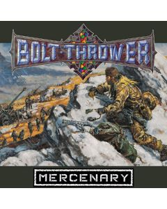 BOLT THROWER - Mercenary / CD