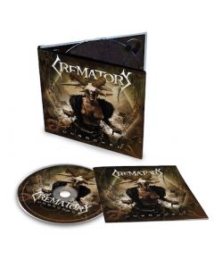 CREMATORY - Unbroken / Digipak CD