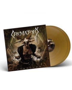 CREMATORY - Unbroken / GOLD 2LP Gatefold
