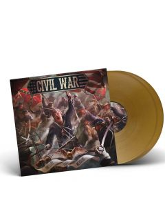 CIVIL WAR-The Last Full Measure/Limited Edition GOLDEN Gatefold 2LP