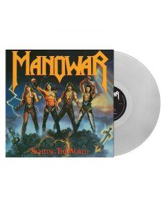 MANOWAR - Fighting The World / Clear LP