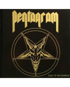 PENTAGRAM - Day Of Reckoning / LP