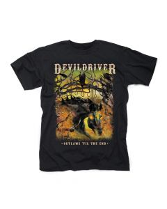DEVILDRIVER-Outlaws 'Til The End Vol. I/T-Shirt