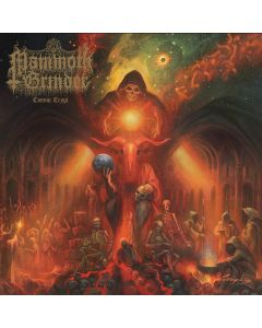 MAMMOTH GRINDER - Cosmic Crypt / CD