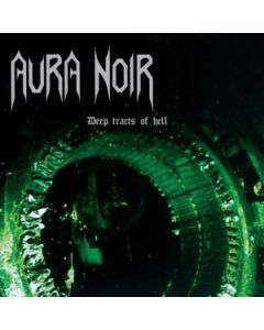 AURA NOIR - Deep Tracts Of Hell / LP
