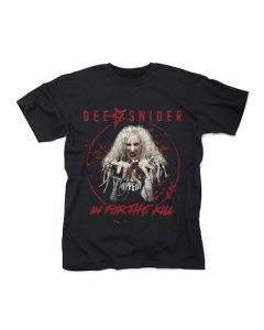 DEE SNIDER - In For The Kill / T-SHIRT