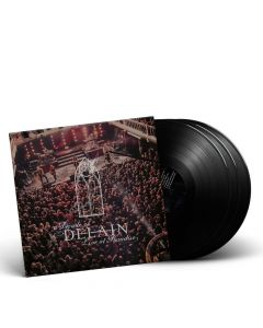 DELAIN-A Decade of Delain - Live At The Paradiso/Limited Edition BLACK Vinyl Gatefold 3LP