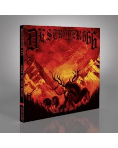 DESTROYER 666 - Call Of The Wild / CD