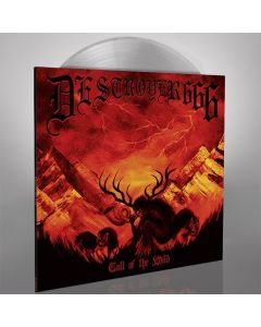 DESTROYER 666 - Call Of The Wild / Clear 12""