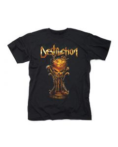 DESTRUCTION - Live Attack / T-Shirt