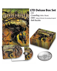 DEVILDRIVER-Outlaws 'Til The End, Vol. I/Limited Edition Deluxe Boxset