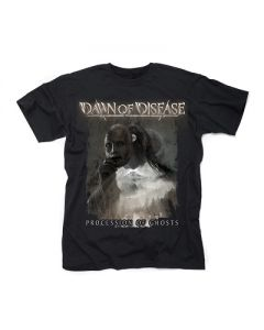 DAWN OF DISEASE-Processions of Ghosts/T-Shirt