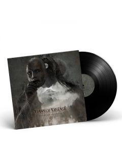 DAWN OF DISEASE-Processions of Ghosts/Limited Edition BLACK Vinyl Gatefold 2LP