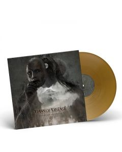 DAWN OF DISEASE-Processions of Ghosts/Limited Edition GOLD Vinyl Gatefold 2LP