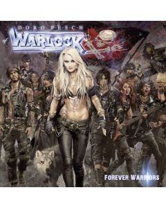 DORO - Forever Warriors / CD