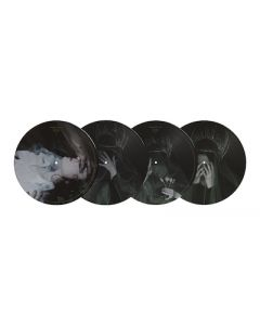 DRACONIAN - Under A Godless Veil / PICTURE DISC 2LP