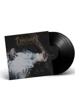 DRACONIAN - Under A Godless Veil / BLACK 2LP + T-Shirt Bundle