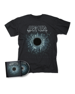 DUST BOLT-Trapped In Chaos/CD + T-Shirt Bundle