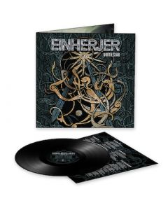 EINHERJER - North Star / BLACK LP