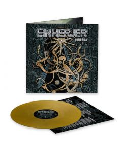 EINHERJER - North Star / LIMITED EDITION GOLD LP