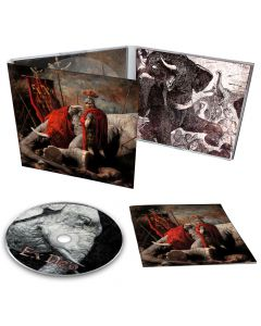 EX DEO-The Immortal Wars/Limited Edition Digipack CD