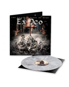 EX DEO - The Thirteen Years Of Nero / LIMITED EDITION WHITE BLACK MARBLED LP PRE-ORDER RELEASE DATE 8/27/21