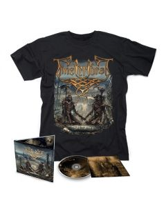 FINSTERFORST-Zerfall/Limited Edition Digipack CD + T-Shirt Bundle