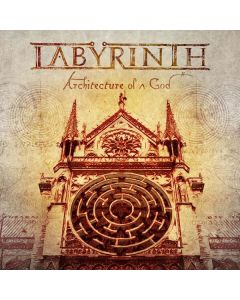 LABYRINTH - Architecture Of A God / CD