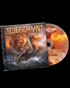 FEUERSCHWANZ - Memento Mori / CD PRE ORDER RELEASE DATE 12/31/21