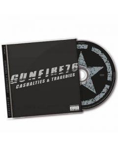 GUNFIRE 76 - Casualties & Tragedies / CD