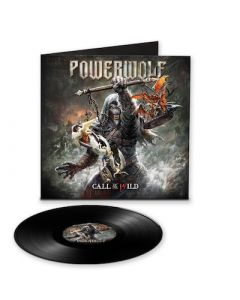 POWERWOLF - Call Of The Wild / BLACK LP