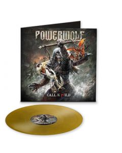POWERWOLF - Call Of The Wild / LIMITED EDITION GOLD LP