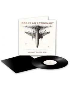 GOD IS AN ASTRONAUT - Ghost Tapes #10 / BLACK LP