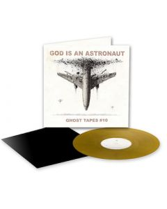 GOD IS AN ASTRONAUT - Ghost Tapes #10 / LIMITED EDITION GOLD LP